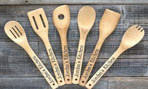 Opter pour les ustensiles de cuisine en bambou Artecsis